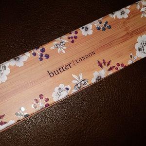 butter   LONDON, Natural Goddess Palette